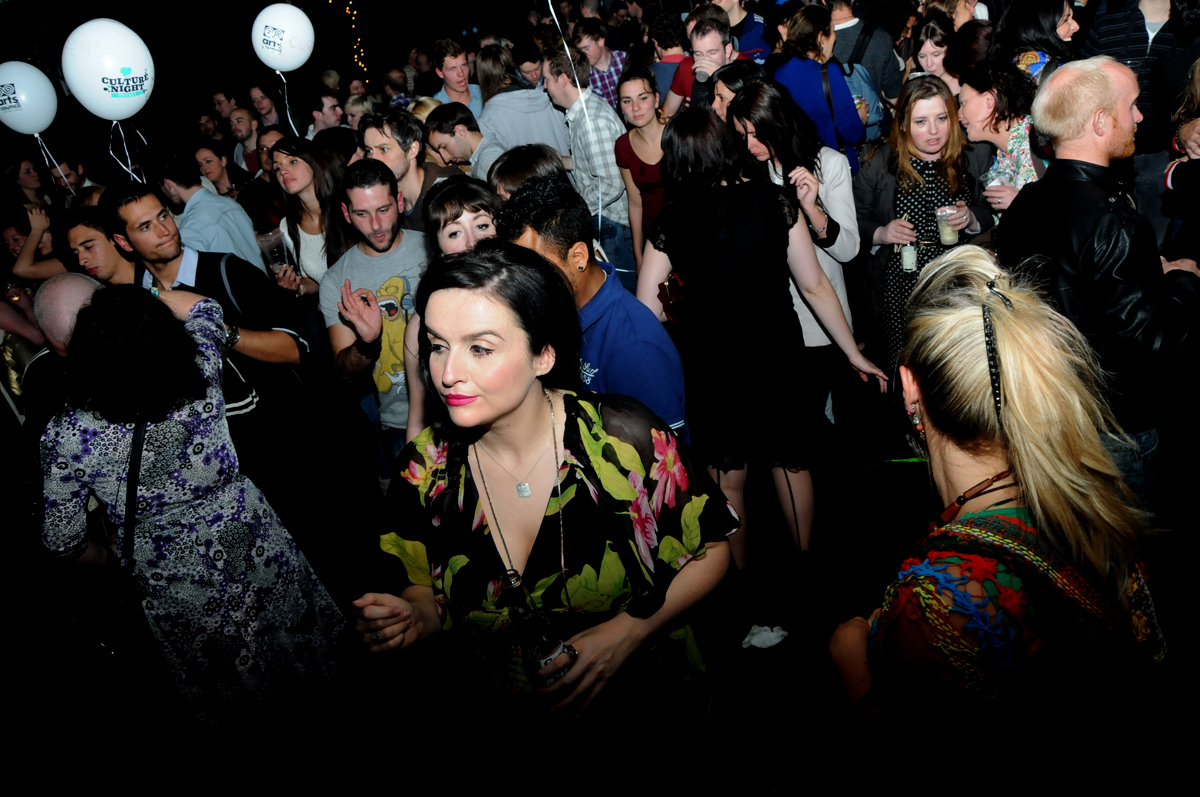 Bounce Culture Events Culture Night Belfast
