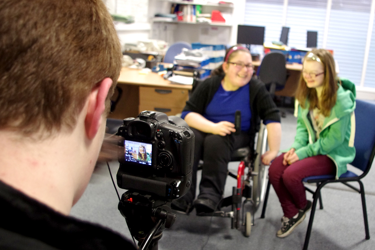 Bounce Culture Mencap Video Production