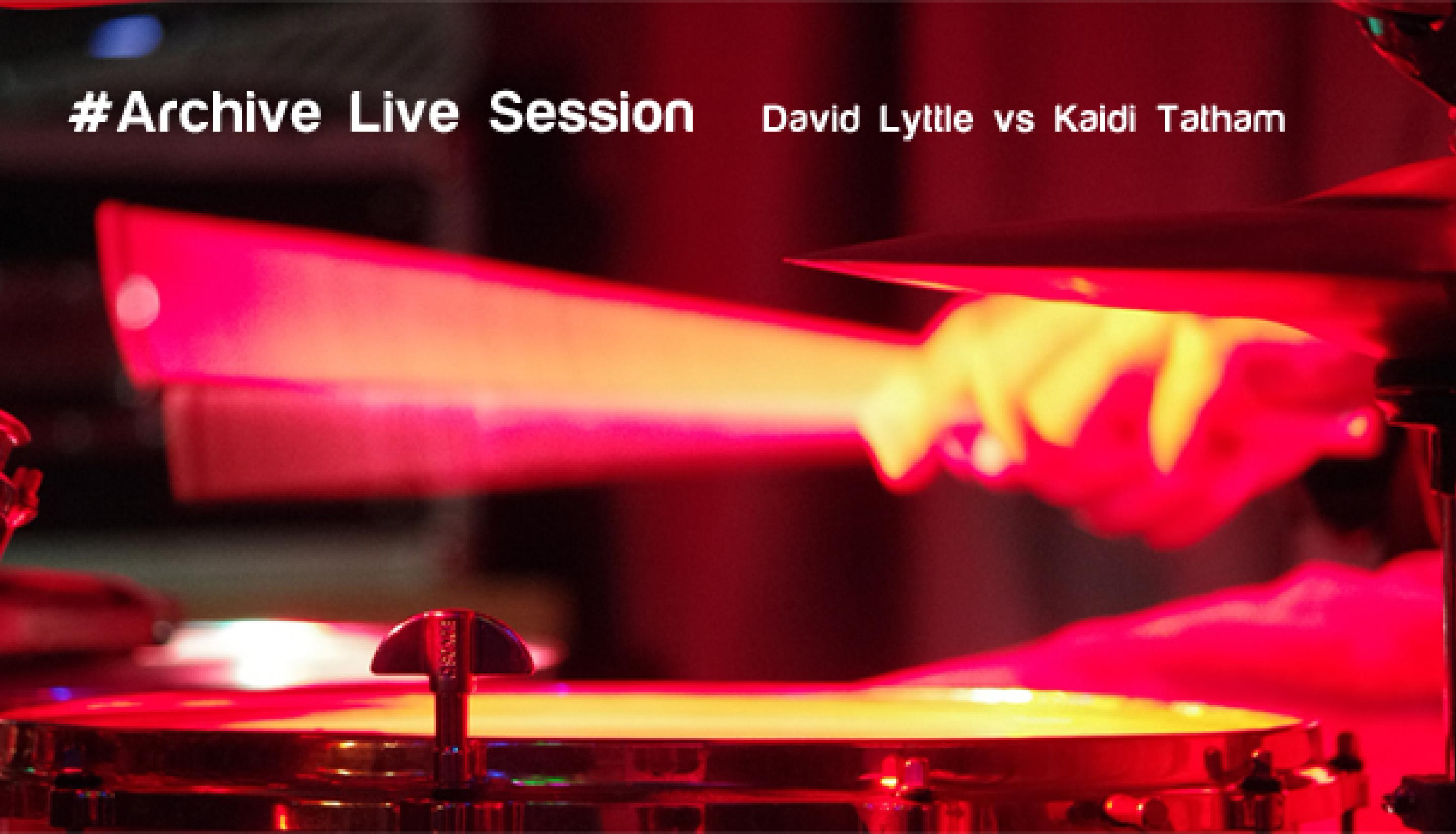 Bounce Culture Radio David Lyttle Kaidi Tatham Live Session