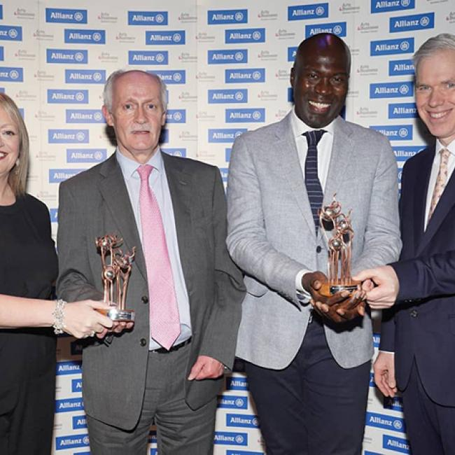 Allianz Arts & Business Award Winners