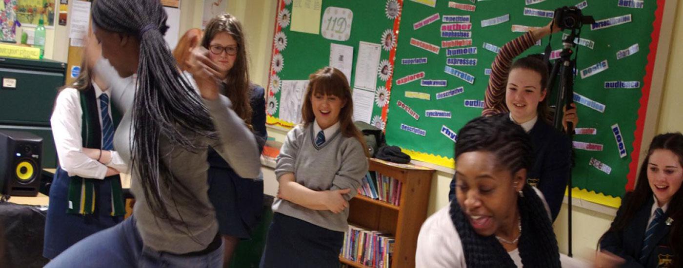 Dancing in schools